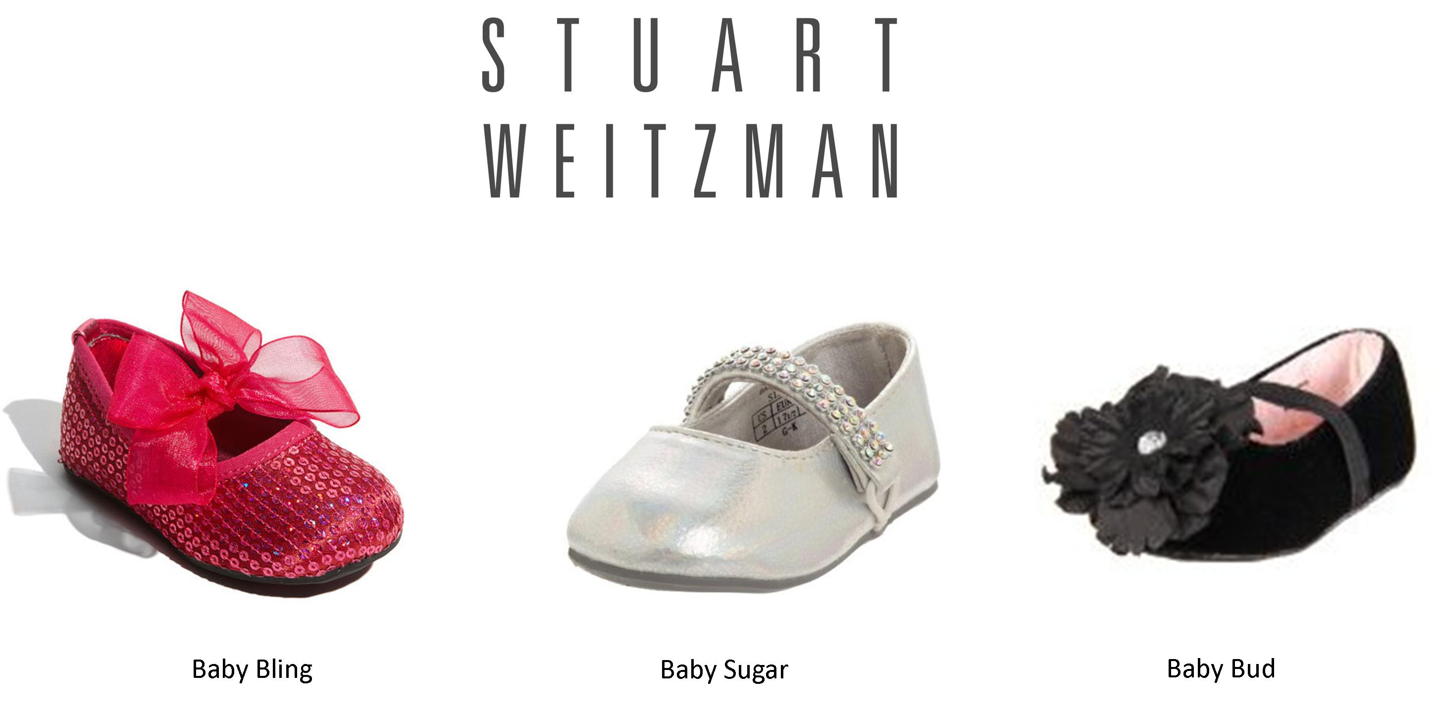 To learn more about Stuart Weitzman Nantucket Baby Shoes, or to locate a retailer near you, please visit Nordstrom.com