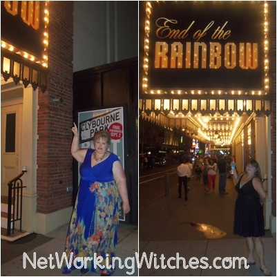 NetWorking Witches Take Broadway - Sort Of