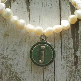 05/30/13 dolma Pearl Jewelry – Initial Pearl Bracelet Giveaway $45 Value
