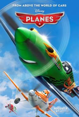 Planes Coming From Disney August 9th – Includes Trailer