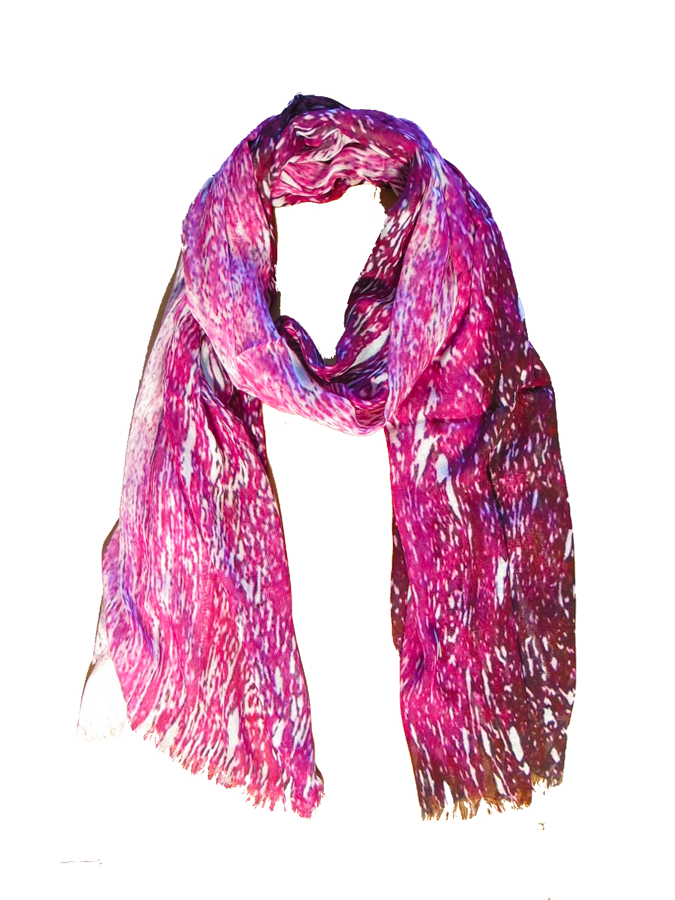 nepali by tdm design scarves for breast cancer awareness