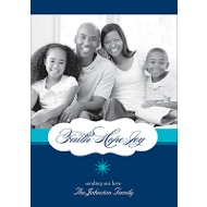 Pear Tree Holiday Photo Cards