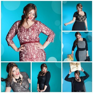 Sassy & Sparkly Holidays with the Celebrate in Style Collection from IGIGI by Yuliya Raquel