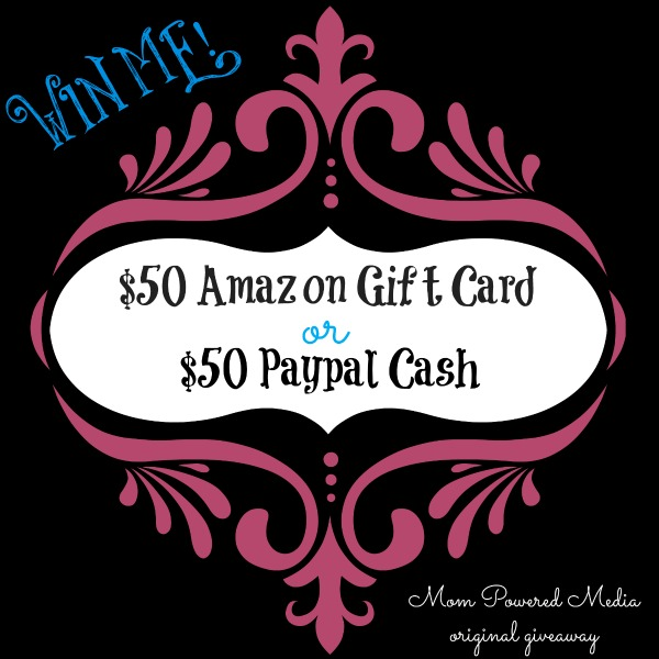 02/08/14 Win $50 Amazon GC or $50 Paypal Giveaway