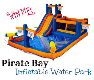 03/27/14 Pirate Bay Inflatable Water Park Giveaway