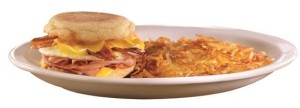 Denny's NEW Breakfast Sandwiches Delicious At Just $4