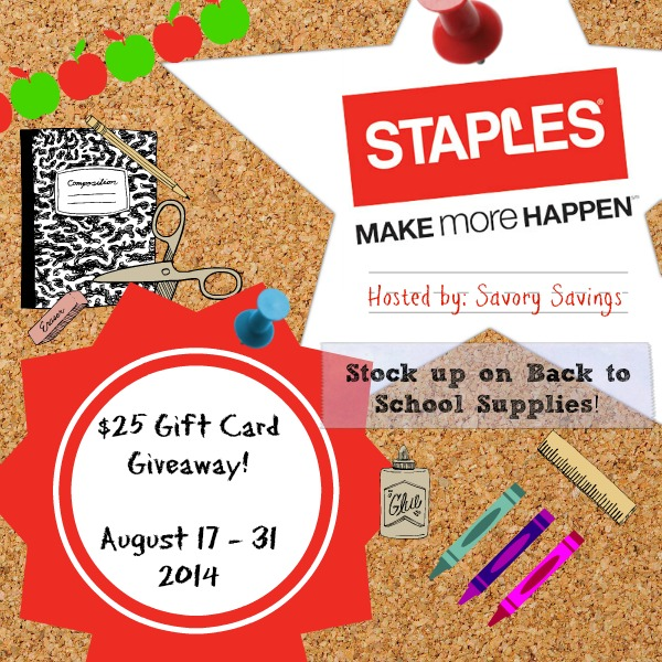 Staples-25-dollar-gift-card-giveaway-August-17-31