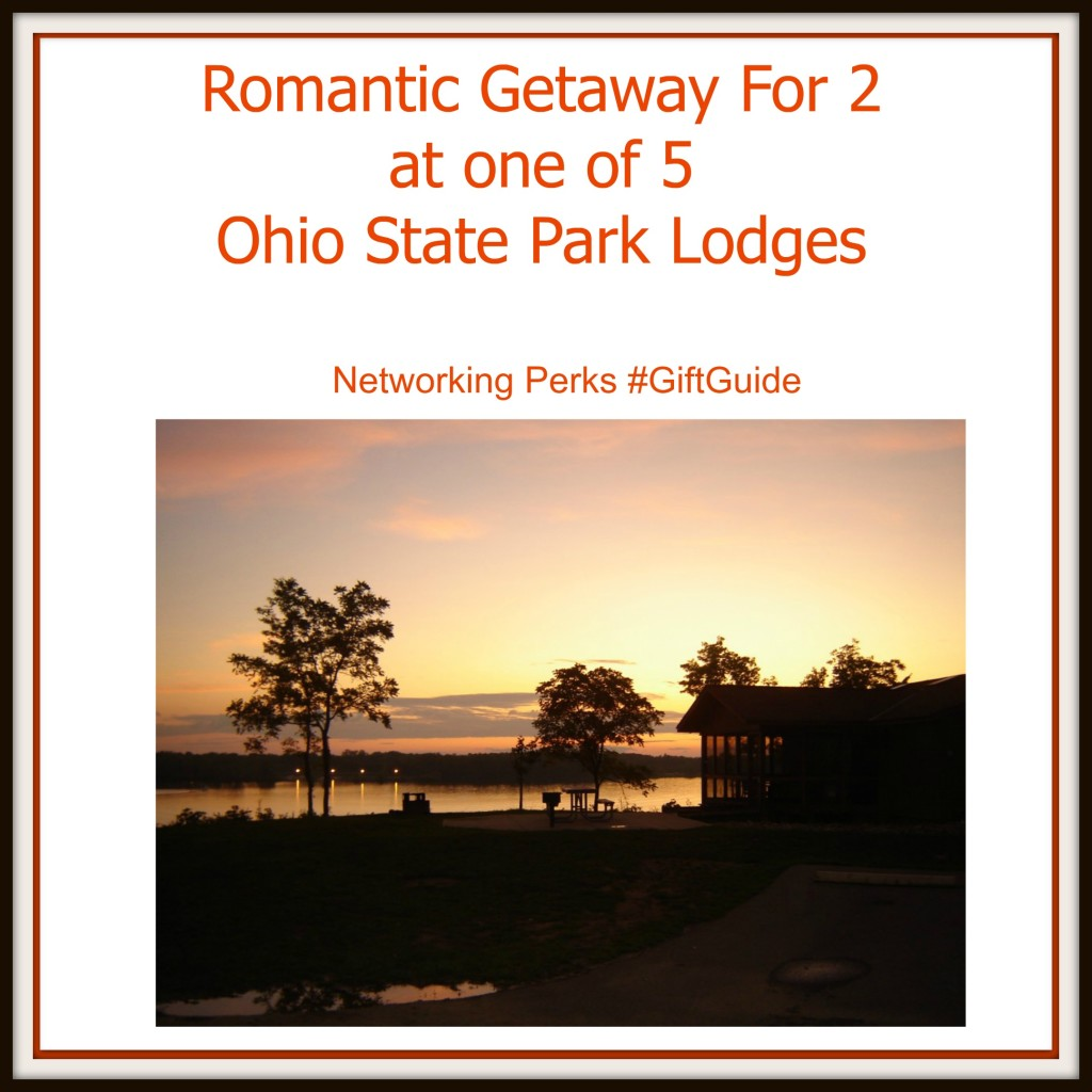 Enter the Ohio State Park Lodges Getaway Giveaway. Ends 12/3.