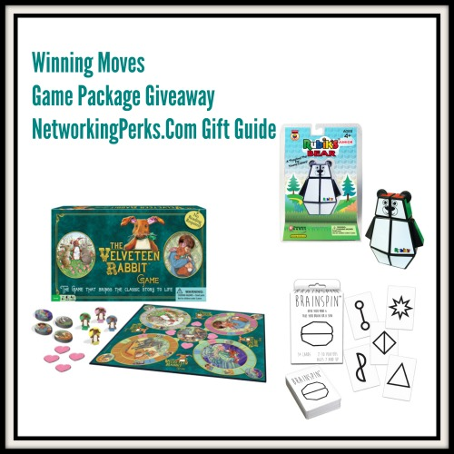 Enter the Winning Moves Games Package Giveaway. Ends 11/13