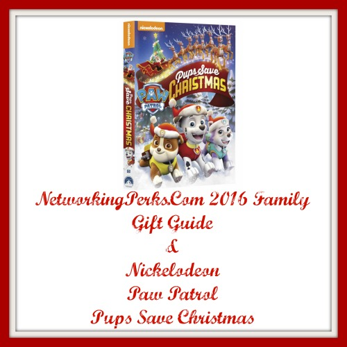 Kids are going to love this PAW Patrol: Pups Save #Christmas Nickelodeon #DVD - Enter before #Giveaway Ends 11/26