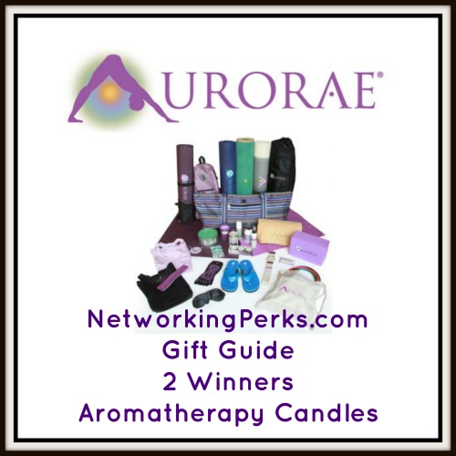 Enter the Aurorae Yoga Candle Gift Guide Giveaway. Ends 12/30